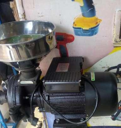 High performance peanut butter grinder image 1