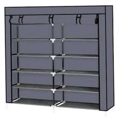 :ortable Shoe racks image 2