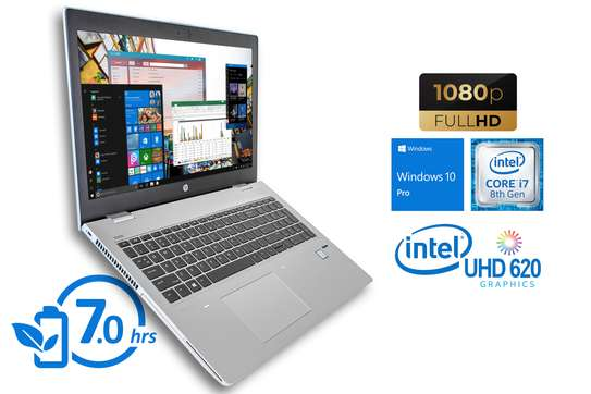 Hp ProBook 650 G4 8th Generation Intel Core i7 Processor (Brand New) image 1