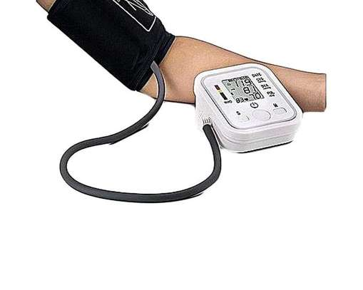 blood pressure monitor image 1
