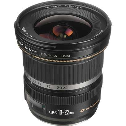 Canon EF-S 10-22 mm Lens image 1