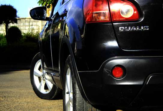 Nissan Dualis for Hire image 1