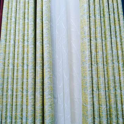 GRACEFUL SHEERS AND CURTAINS PER METRE image 6
