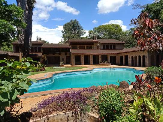 5 bedroom house for rent in Old Muthaiga image 1