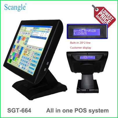 All in one pos touch screen image 1
