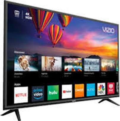 Vision 50inch Smart Android Frameless Tv image 1