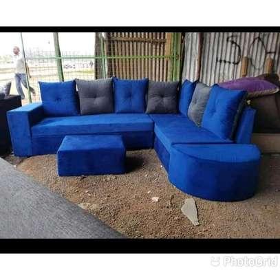 L shape sofa image 3