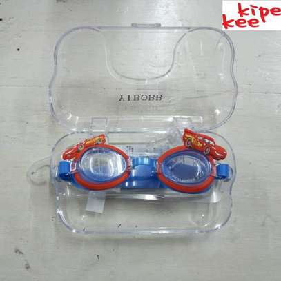 Cartoon Themed Swimming Goggles