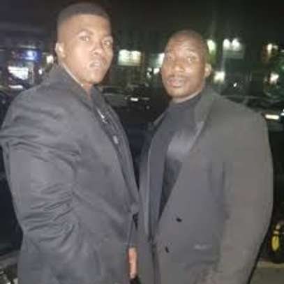 Secure VIP Security Personnel - Personal Bodyguard Services. Event Staff for Hire