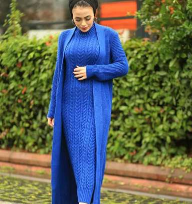 Dress and kimono image 2