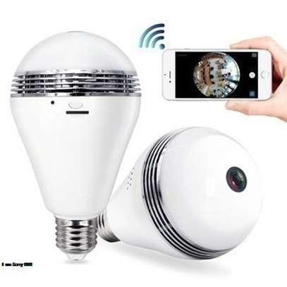CCTV BULB CAMERAS image 1