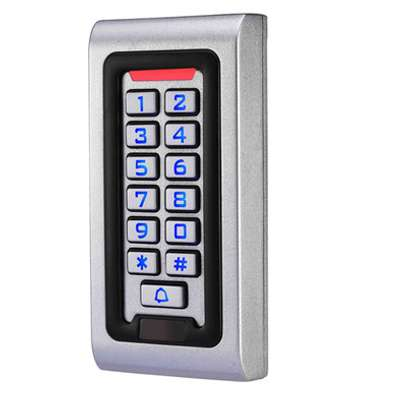Standalone access control reader weatherproof image 1
