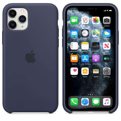 Silicone case with Soft Touch for iPhone 11,iPhone 11 Pro,iPhone 11 Pro Max image 7