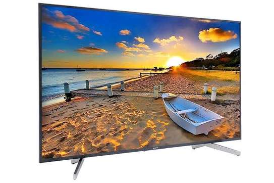Sony 60 Inch UHD 4K HDR Android TV image 1