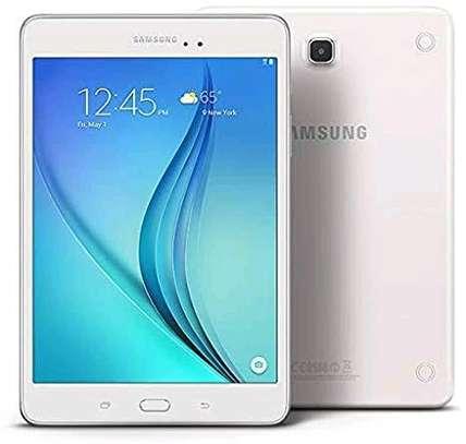 Samsung Galaxy Tab A SM-T350 8-Inch Tablet (16 GB, Titanium) image 2