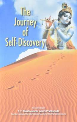 The Journey To SELF-DISCOVERY By Swami Prabhupada-founder Of (ISKCON)