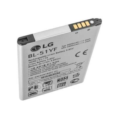 LG BL-51YF Battery For LG G4 Phone H815 H811 H810 VS986 VS999 image 1