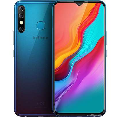 INFINIX HOT 8 4g 32gb