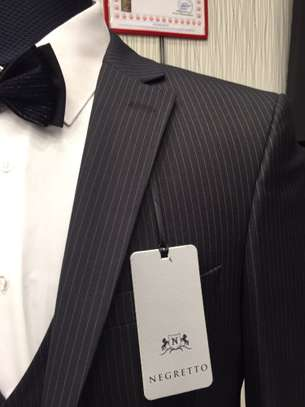 Negretto designer  slim suits image 4