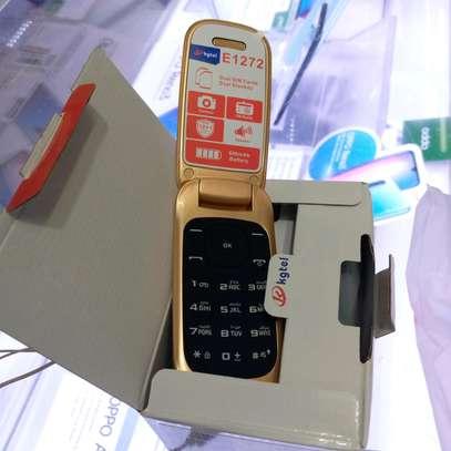 Bontel E1272 new Flip Phone- Dual sim image 1