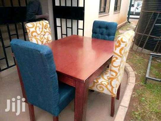 Beautiful Simple Quality 4 Seater Dining Table