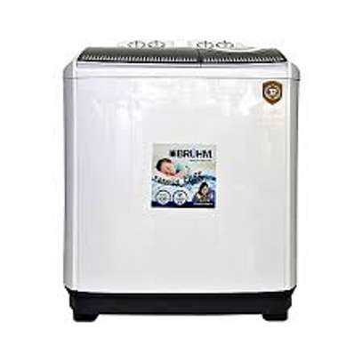 Bruhm Washing Machine 10kg with dryer