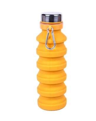 Foldable water bottle image 1