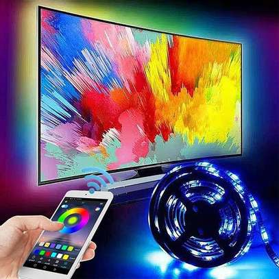 USB led TV Backlight with music mode image 1