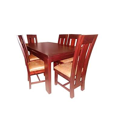 7 Piece Dining Table Set image 5
