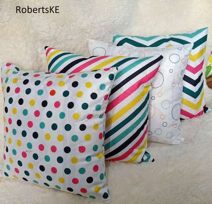 SCATTER THROW PILLOW COVERS image 1