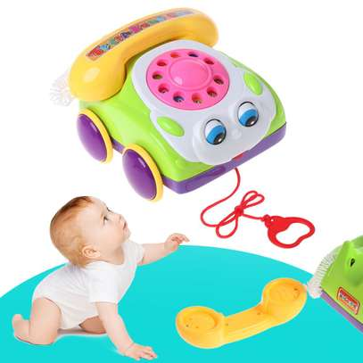 Baby Telephone Car Toy