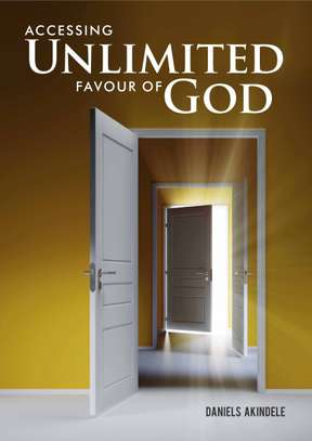 Accessing Unlimited Favor of God image 1