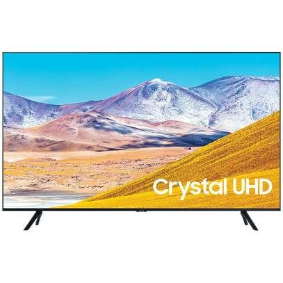 "65 inch Samsung UA65TU8000UXKE 65"" Smart Crystal UHD 4K LED TV - AI Smart With Google Assistant - Series 8 image 1"