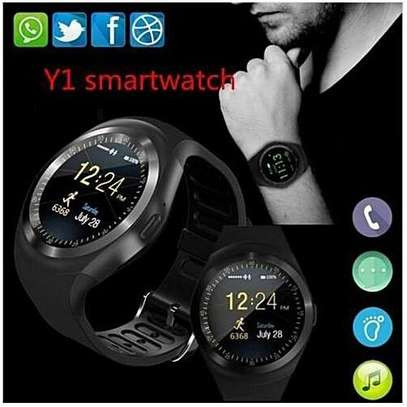 Bluetooth Y1 Smart Watches image 1