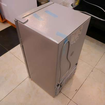 90 LITRES DOUBLE DOOR DIRECT COOL FRIDGE, SILVER- RF/222 image 3