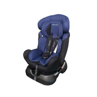 Superior Reclining Infant Car Seat & Booster with a Base-Indigo blue & Black (0-7Yrs) image 1