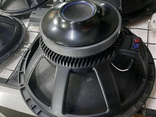 Rcf 18 inches bass speaker