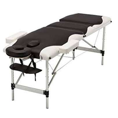 Hospital adjustable foldable Portable Massage bed -Treatment/ examination couch