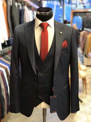 Quality New Slim Fit Suits image 3