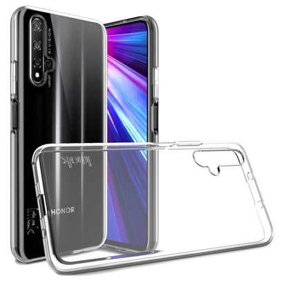Clear TPU Soft Transparent case for Huawei Nova 5T image 6