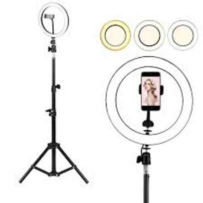 10'' Selfie Ring Light image 1