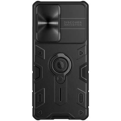 Nillkin Hard Armored CamShield Slide Camera Cover for Galaxy S21 Plus S21 Samsung S21 Ultra Camera Protection Case image 5