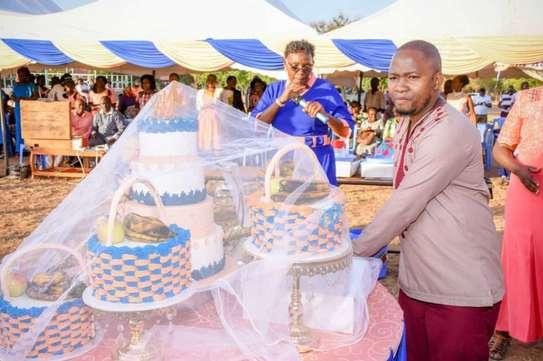 Yummy & fresh Wedding Cakes in Nairobi Kenya image 1