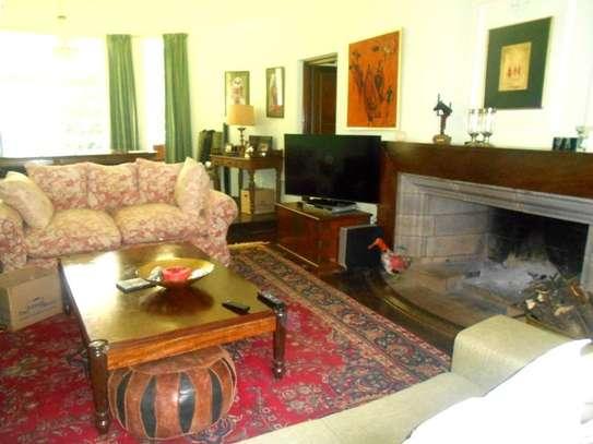 4 bedroom townhouse for rent in Karen image 10