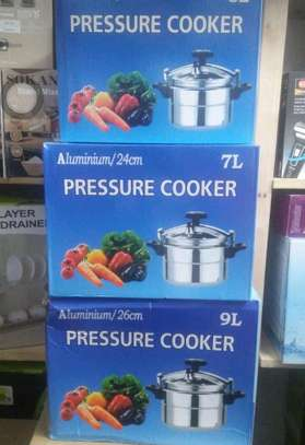 non-explosive pressure cooker image 1