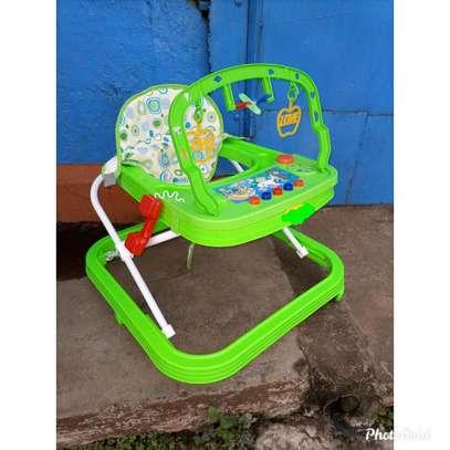 Baby walker/stroller/ feeding chair image 3