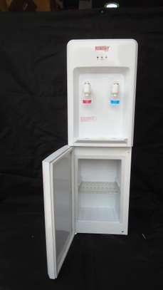 Hot and Normal Free Standing Water Dispenser- RED BERRY 205 image 3