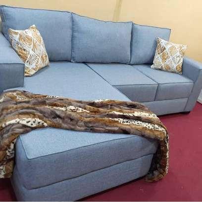 Lshaped comfortable seat image 1