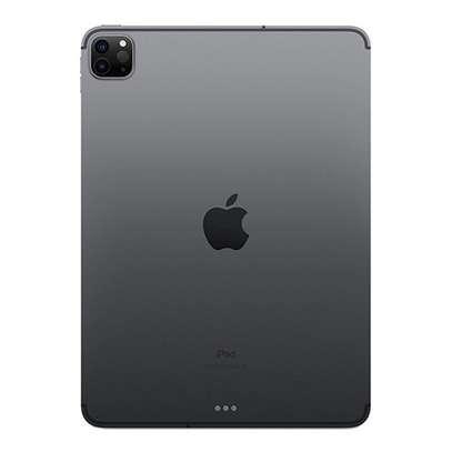 "Apple iPad Pro 12.9 (2020) Tablet: 12.9""-inch - 6GB RAM - 256GB ROM - 12MP+10MP+TOF 3D LiDAR scanner Triple camera - 4G - 9720 mAh Battery image 1"