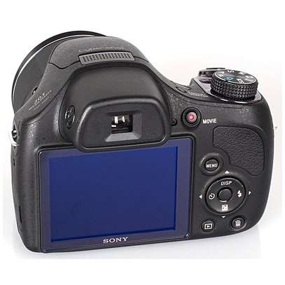 Sony Sony Cyber-Shot DSC-H400 - with 20.1 MEGA PIXEL and 63x OPTICAL ZOOM Digital Camera - Black image 3